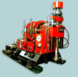 Spindle Core Drilling Rig