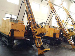 Hydraulic Surface Core Drilling Rig