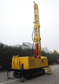 YSL-300 Hydraulic Water Well Drilling Rig