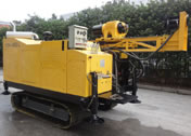 Hydraulic Surface Core Drilling Rig YDX-600